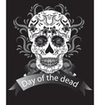 Day of the Dead a Mexican festival Dia de los vector image vector image