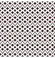 primitive patterns on a dark brown background vector image