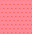 seamless repeat pattern smiling cute vector image