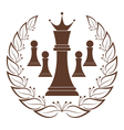 Chess vector image vector image