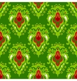 Damask plant seamless pattern vector image vector image