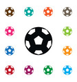 isolated offside icon league element can vector image vector image