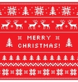 Merry Christmas greeting card sweater design