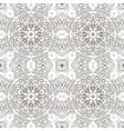 seamless coloring mandala seamless oriental vector image vector image