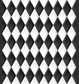 seamless pattern with rhombus diamond shapes vector image vector image