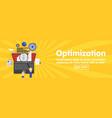 Seo optimization programming and web analytics