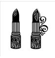 Ornate Lipstick vector image