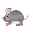 Cartoon by sulphur of the rat vector image