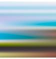 Blurred landscape vector image