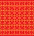 chinese seamless pattern minimal china style vector image vector image