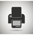 documents icon design vector image