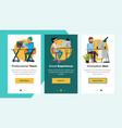 website banners business website vector image