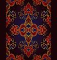 oriental rich ornament vector image vector image