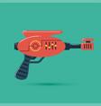 ray gun vector image vector image