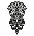 tattoo tribal abstract