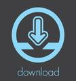 download icon1 vector image vector image