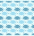 eyes seamless background pattern for textile vector image