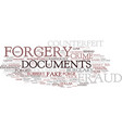 forgetfulness word cloud concept vector image