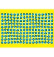 Dot wallpaper vector image vector image