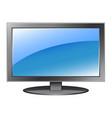 flatscreen icon vector image vector image
