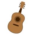 single guitarron icon vector image vector image