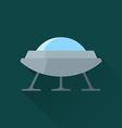 Ufo symbol vector image vector image