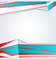 abstract colorful background for business artworks vector image vector image