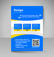 Site layout for design vector image vector image
