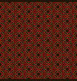 arabic seamless ornament pattern ornamental vector image