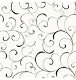 Background with swirls vector image vector image