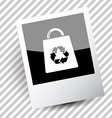 Bag vector image