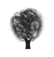 drvo sarano1 vector image vector image