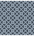 Grey square pattern vector image