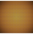 Orange Seamless Circle Perforated Grill Texture