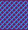seamless isometric cube pattern vector image