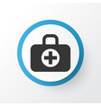 aid icon symbol premium quality isolated surgical vector image vector image