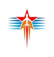 Air Plane Flight International vector image