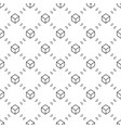 cube seamless pattern ar background vector image vector image