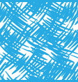 seamless pattern with blue blots vector image vector image