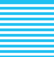 blue stripes background with horizontal vector image