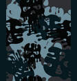 camouflage patternseamless army wallpaperdigital vector image