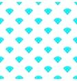 Diamond pattern cartoon style vector image