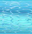 water surface background in pool vector image