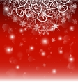 New Year Eve Christmas background The curtain of vector image vector image