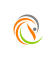 psychological and counseling service vector image