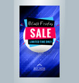Black friday sale promotion editable templates