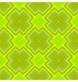 geometric psychedelic sixties pattern vector image vector image
