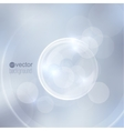 Abstract background with light and bright spots vector image vector image