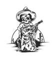 emblem design vector image vector image