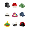 Hats vector | Price: 1 Credit (USD $1)